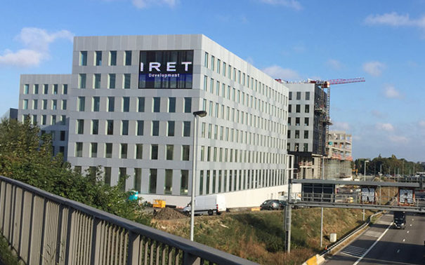 Daktronics Iret Development Berchem Post-X