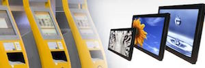E-Service España inicia la comercialización de su gama de monitores táctiles PCT para vending y juego