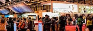 Fitur 2017 apostará por la tecnología interactiva, AV y virtual con expositores y visitantes