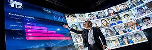IE crea WOW Room, un vanguardista espacio que propone una formación futurista
