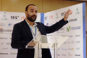 Mario Cortes Ayto Malaga in 4K Summit