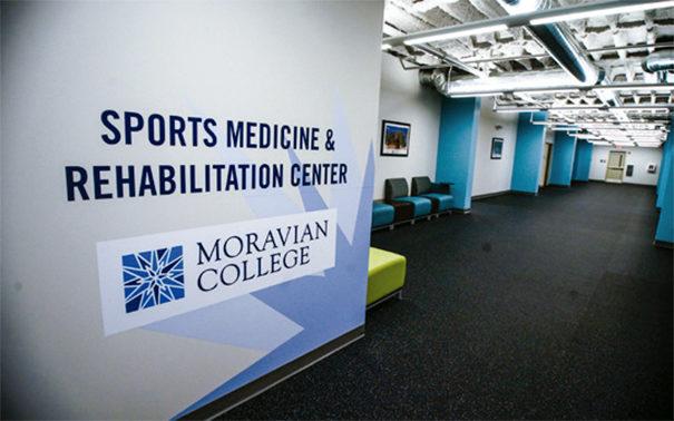 NEC en Universidad Moravian College