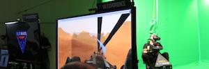 InMediaStudio lleva la realidad virtual y mixta al documental 'Regreso a Marte'