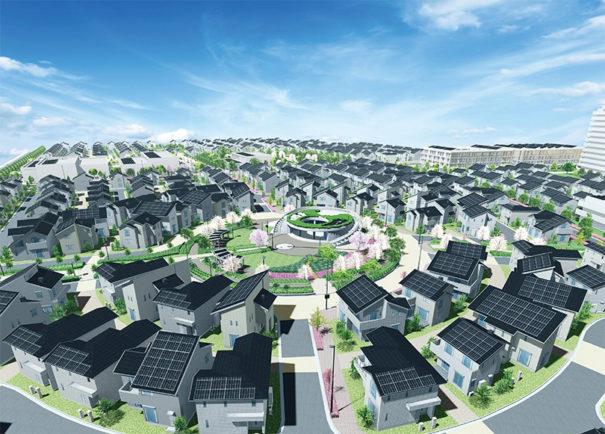 Panasonic smart city
