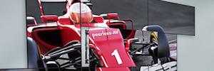 Peerless-AV convertirá su stand en ISE 2017 en un circuito de F1 para mostrar en acción productos y soluciones