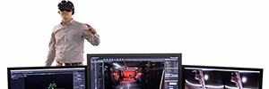 Planar refuerza su presencia en el mercado de realidad virtual y aumentada con NaturalPoint