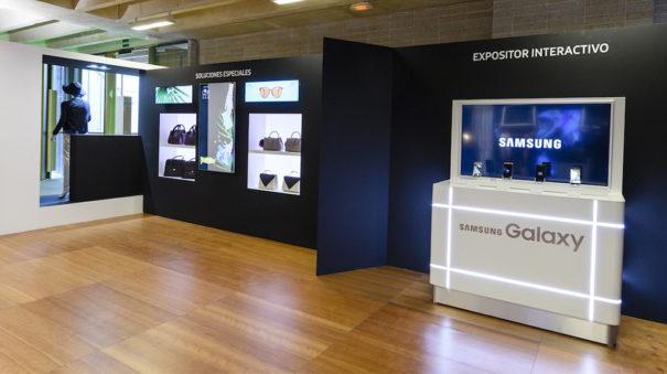 Samsung retail con futuro