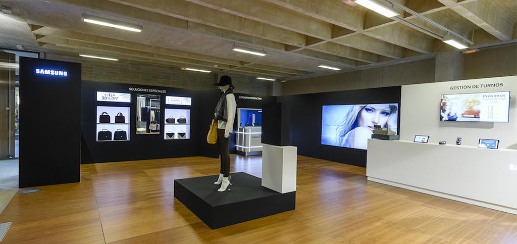 samsung responds to the digital transformation of retail