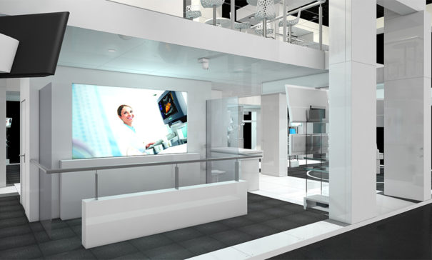 Sony Medica 2016 Dusseldorf