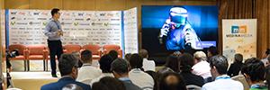 Innovación y vanguardismo marcan las propuestas presentadas en el Digital Hub Day