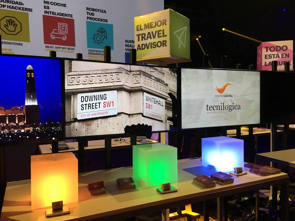 Signage and Accenture Digital want to boost business models