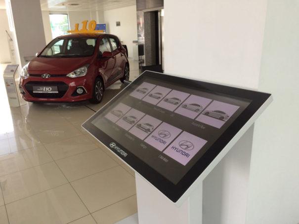 Zytronic rivenditore Hyundai Turquia