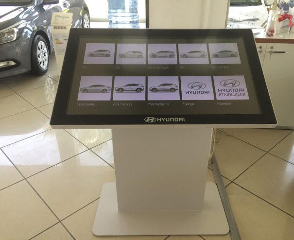 Zytronic dealer Hyundai Turkey