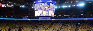 Accenture and the Golden State Warriors foster the fan experience with Fannovate