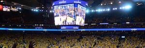 Accenture y los Golden State Warriors fomentan la experiencia del aficionado con Fannovate