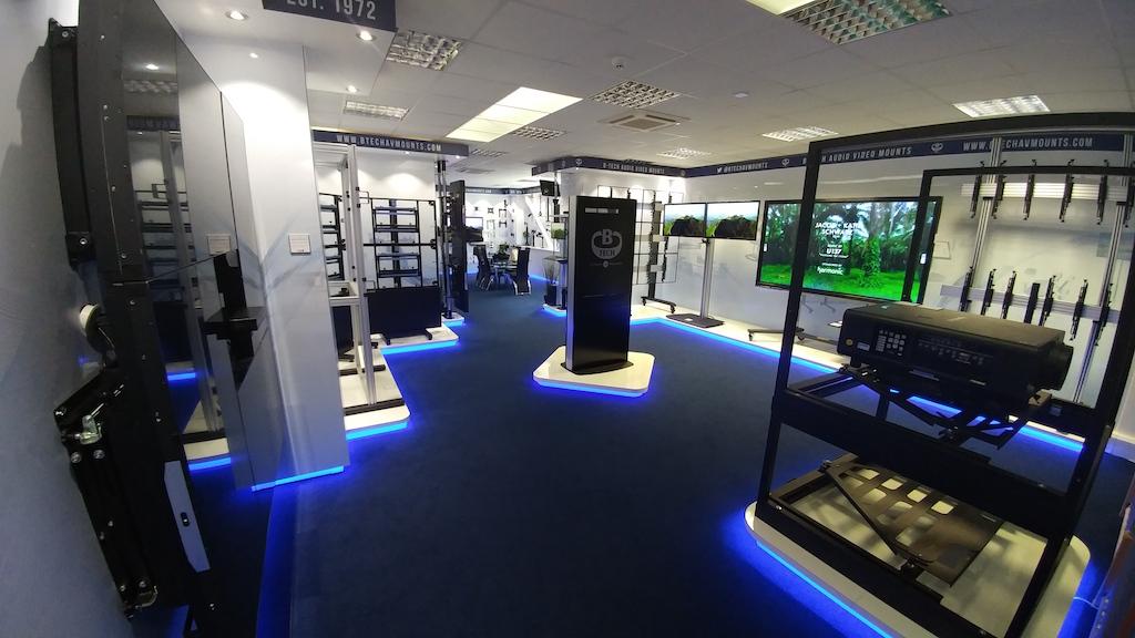 B tech inaugura un showroom de soluciones y conocimiento en su sede de reino unido - De sede showroom ...