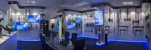 B-Tech opens a showroom of solutions and knowledge at its headquarters in UK