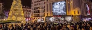Cine Callao celebra en sus pantallas DooH y con tecnología AR sus 90 años dedicados al celuloide