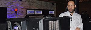 Epson muestra su apuesta por el mercado de instalación AV en el showroom celebrado en Madrid