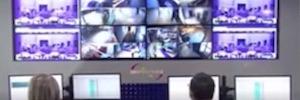 Led Visual dota de sistemas AV la sala de CRA de la nueva sede de Grupo Sureste