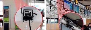 Ikusi y Libelium realizan el proyecto de aeropuerto inteligente de Santiago de Chile