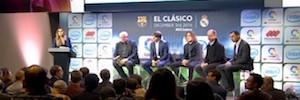 Los estadios Nou Camp y Santiago Bernabéu apuestan por la visualización en 360º de Intel