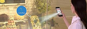 Panasonic LinkRay: información en el punto de venta a través de frecuencias de luz Led