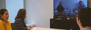 Los sistemas HDVC de Panasonic permiten al COI estrechar lazos y salvar las fronteras