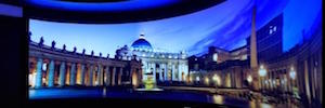 El Santuario Nacional de San Juan Pablo II rinde tributo a su obra con tecnología inmersiva e interactiva