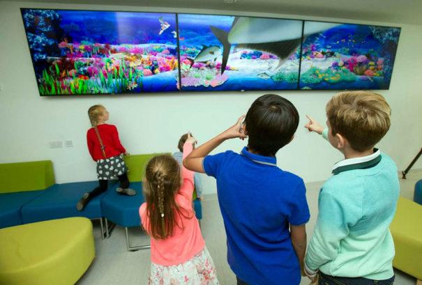 Sony en el hospital infantil Alder Hey
