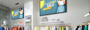 ViewSonic desarrolla la serie Commercial Display para aplicaciones de digital signage