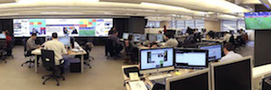 Vitelsa rediseña e integra el nuevo equipamiento AV de la sede del diario 'El País' en Madrid