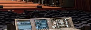 Yamaha Rivage PM10 controla la calidad de audio en la sede de la Filarmónica de Luxemburgo