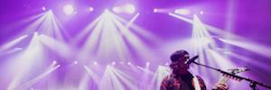 Fiabilidad, resistencia y espectacularidad en la iluminación de los conciertos de 'Pierce the Veil'
