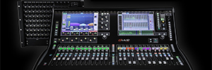 Allen & Heath dLive C Class: compact mixing systems for AV environments and live events