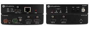Atlona da respuesta a los problemas de integración AV en sistemas HDR 4K