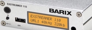 Barix provides multichannel audio transmissions to mobile phones in digital signage installations