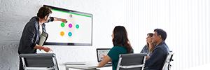 Cisco acaba con los problemas de las salas de reunión con la solución cloud Spark