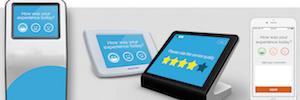 Cmatic distribuye en España las soluciones de cartelería digital y gestión de filas de Wavetec
