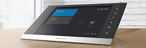 ISE 2017 Crestron for Skype for Business brings HD audio-visual experience to boardrooms