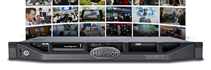 Dish Haivision and develop a secure IPTV solution for companies