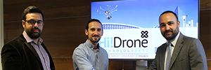 Málaga acoge la primera edición de Hi! Drone Technology
