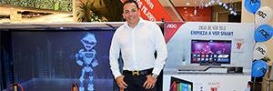 Smart Solutions Technology introduce en Latinoamérica el primer holograma publicitario