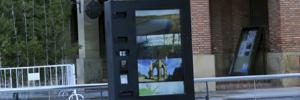 Calahorra acerca la información turística y comercial a ciudadanos y visitantes desde un tótem digital