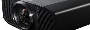 The laser projector JVC DLA-Z1, first to market with THX certification 4K