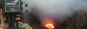 La tecnología IoT de Libelium permite conocer el interior del volcán la Boca del Infierno