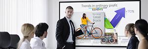 Panasonic y Atlona se unen para ofrecer una solución de colaboración para salas de reunión