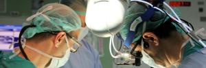 Las cámaras Sony SRG ayudan en el seguimiento de las intervenciones quirúrgicas
