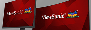 ViewSonic expands its line of professional monitors with VP3881, VP3268-4K and VX2781-UC teams