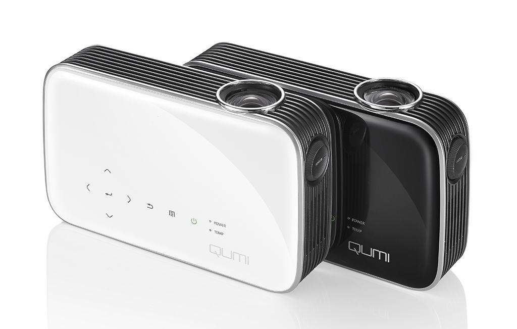 vivitek qumi q8 led pocket projector full hd 1080p digital av magazine. Black Bedroom Furniture Sets. Home Design Ideas